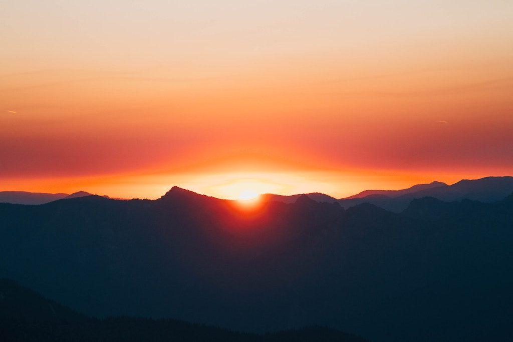Comment photographier un coucher de soleil?