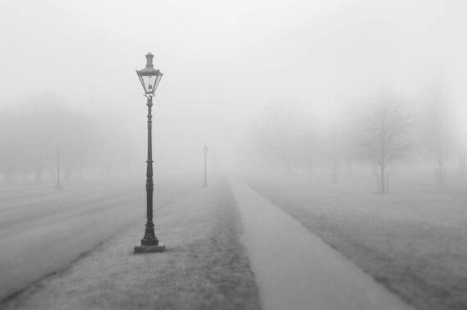 Comment photographier le brouillard?